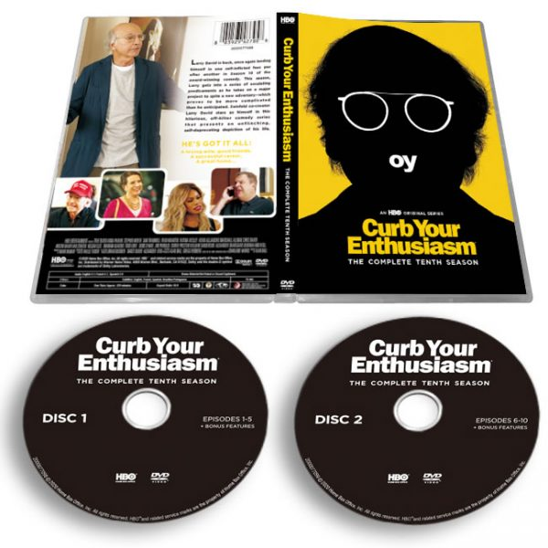Curb Your Enthusiasm Season 10 DVD For Sale in UK