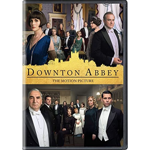 Downton Abbey Movie 2019 on DVD For Sale