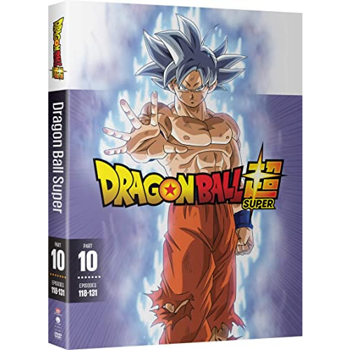 Dragon Ball Super Season 10 DVD For Sale in UK