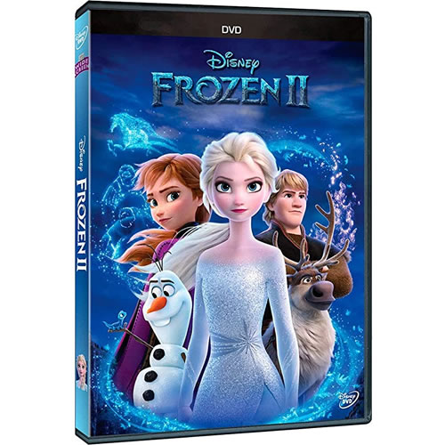 Frozen 2 on DVD For Sale