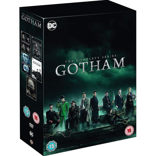 Gotham - Complete Series DVD For Sale