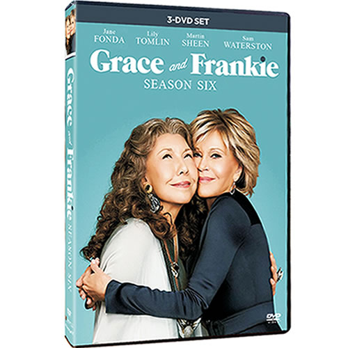 Grace and Frankie Season 6 DVD For Sale in UK