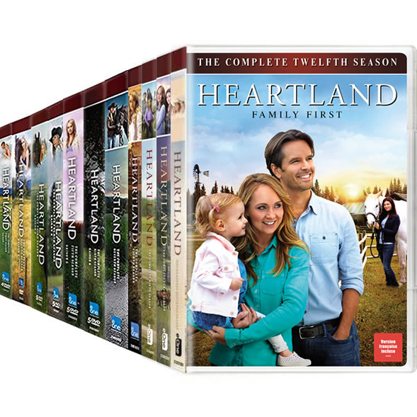Heartland: Complete Series 1-12 DVD For Sale