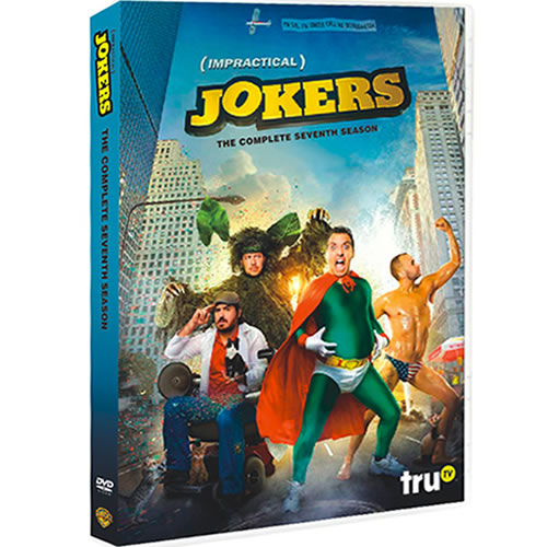Impractical Jokers Season 7 DVD For Sale in UK