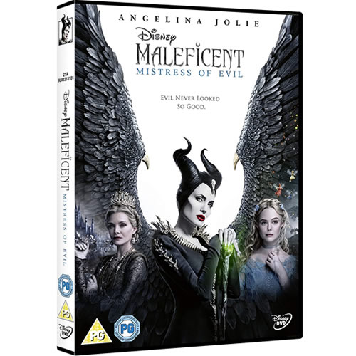 Maleficent: Mistress of Evil on DVD For Sale