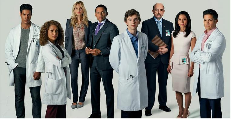 MBTI® of The Good Doctor Characters