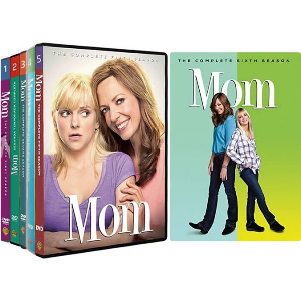 Mom: Complete Series 1-6 DVD For Sale