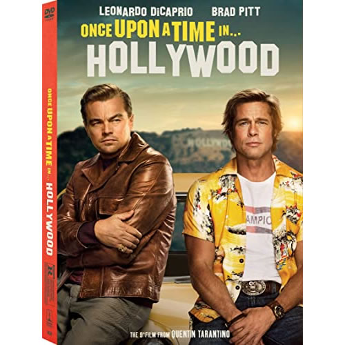 Once upon a Time in Hollywood on DVD For Sale