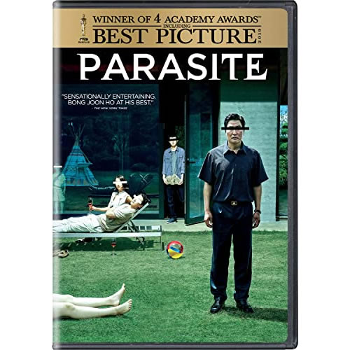 Parasite on DVD For Sale