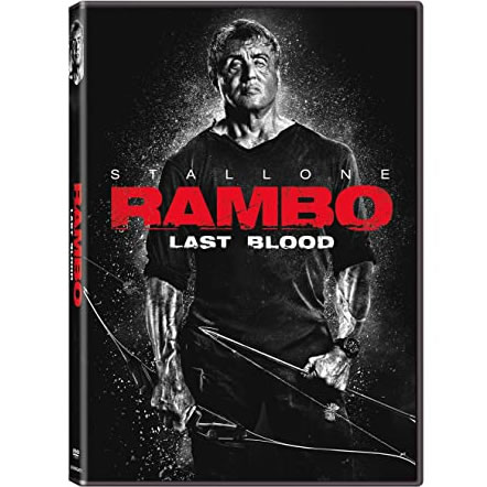 Rambo: Last Blood on DVD For Sale