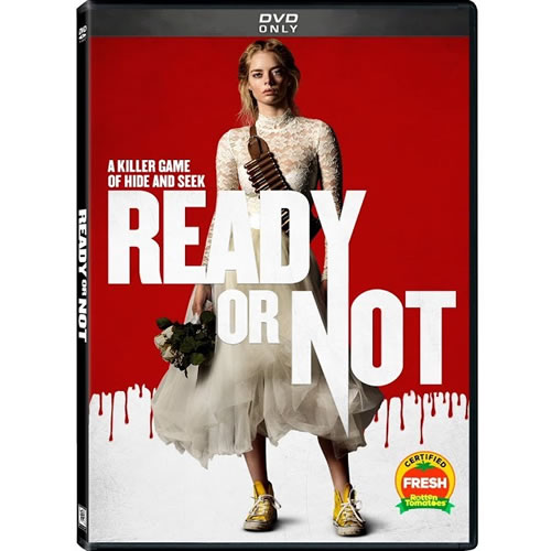 Ready or Not on DVD For Sale