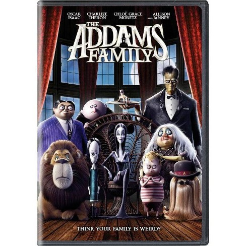 The Addams Family on DVD For Sale