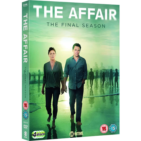 The Affair Season 5 DVD For Sale in UK