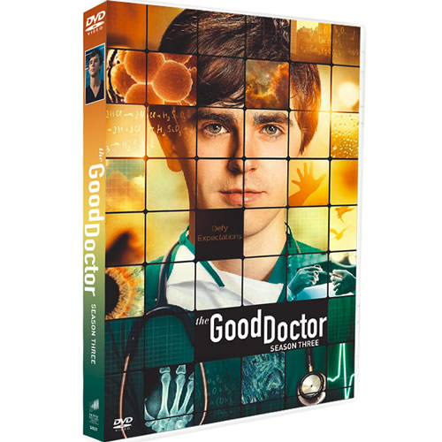 The Good Doctor Season 3 DVD For Sale in UK