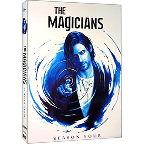 The Magicians Season 4 DVD For Sale in UK