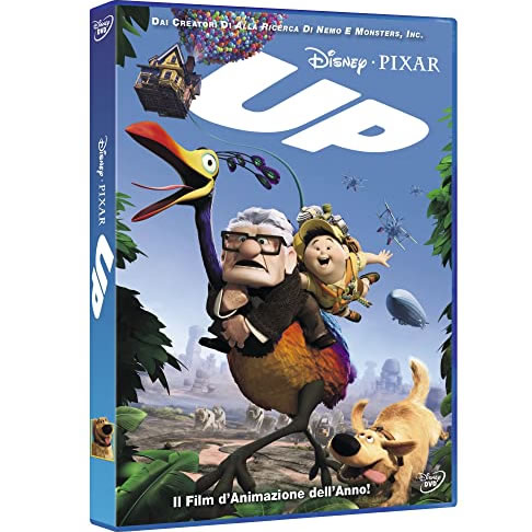 Up on DVD For Sale
