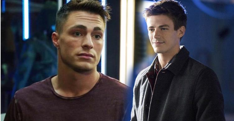 Arrow: The Character Grant Gustin Originally Auditioned For