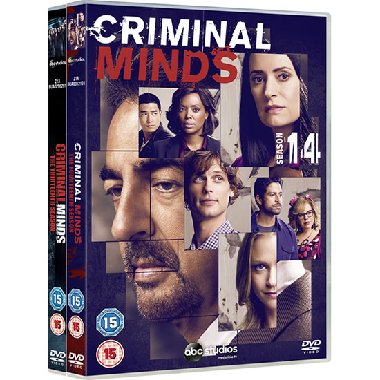Criminal Minds: Complete Series 13-14 DVD For Sale
