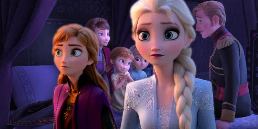 Frozen 2: Why Elsa Is The Only One With Powers