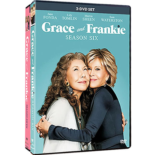 Grace And Frankie: Complete Series 5-6 DVD For Sale