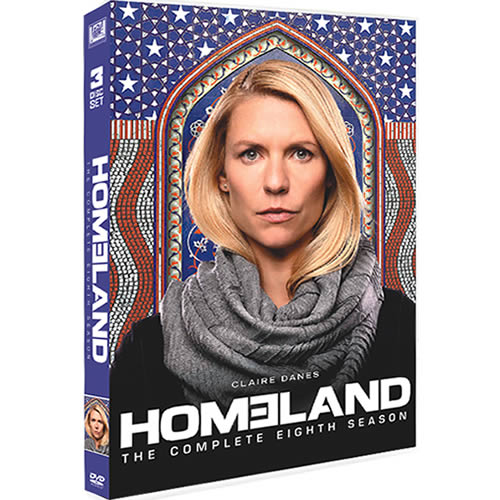 Homeland Season 8 DVD For Sale in UK