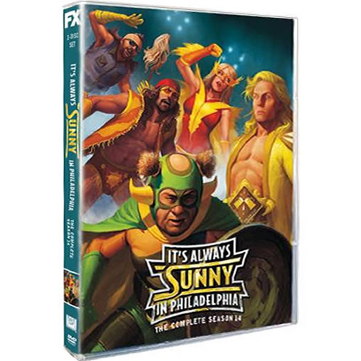 It's Always Sunny in Philadelphia Season 14 DVD For Sale in UK