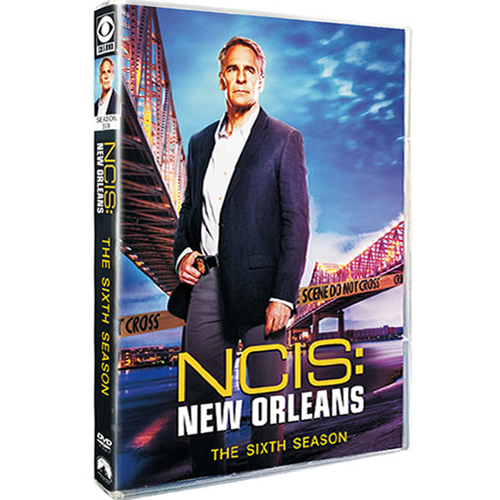 NCIS: New Orleans Season 6 DVD For Sale in UK