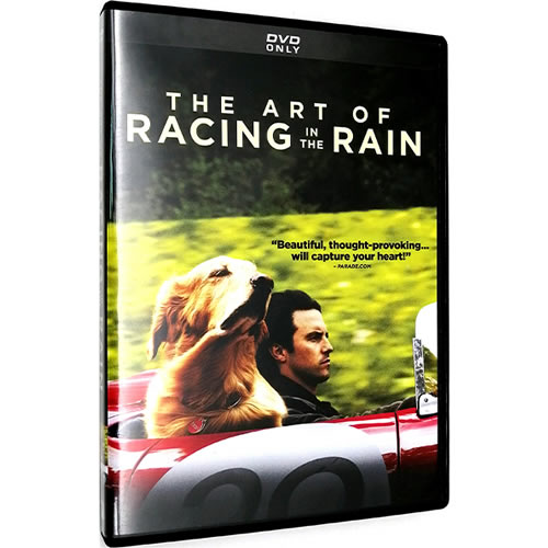 The Art of Racing in the Rain on DVD For Sale