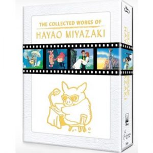 The Collected Works of Hayao Miyazaki (Blu-Ray) For Sale