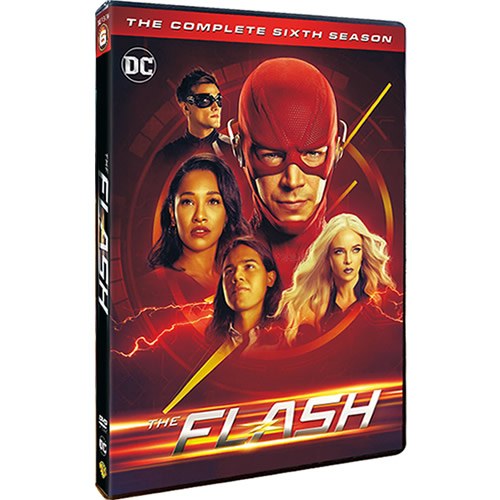 The Flash Season 6 DVD For Sale in UK