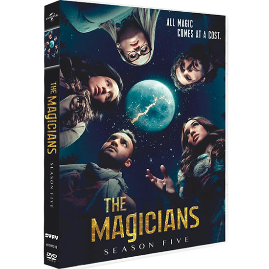 The Magicians Season 5 DVD For Sale in UK