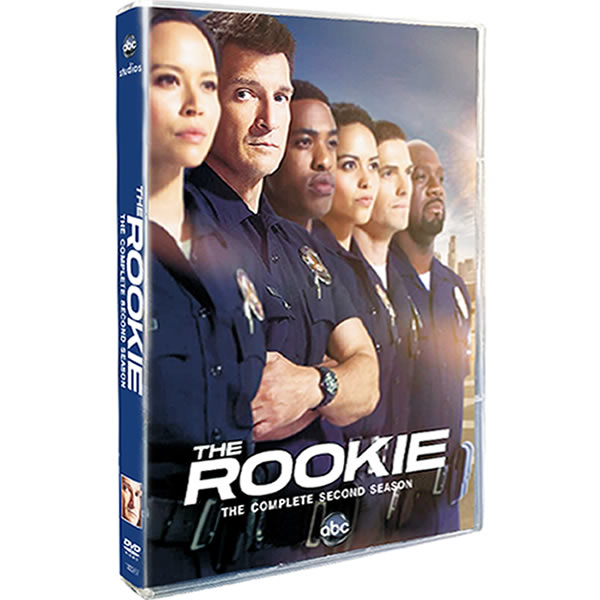 The Rookie Season 2 DVD For Sale in UK