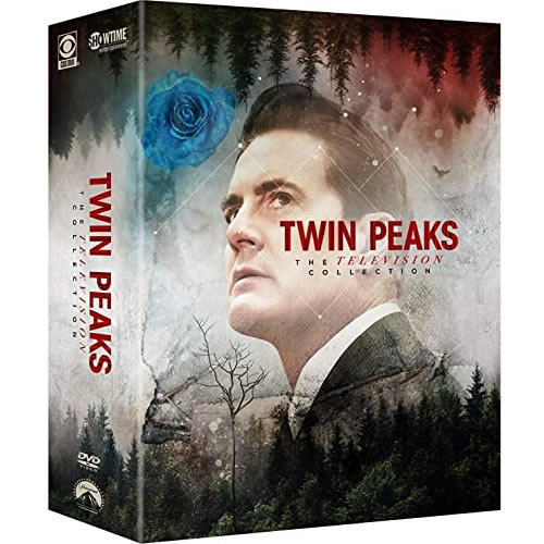 Twin Peaks: The Television Collection on DVD For Sale