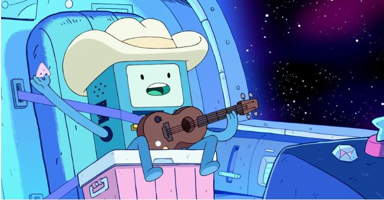 Adventure Time: First 4 Minutes of BMO Special Released Online