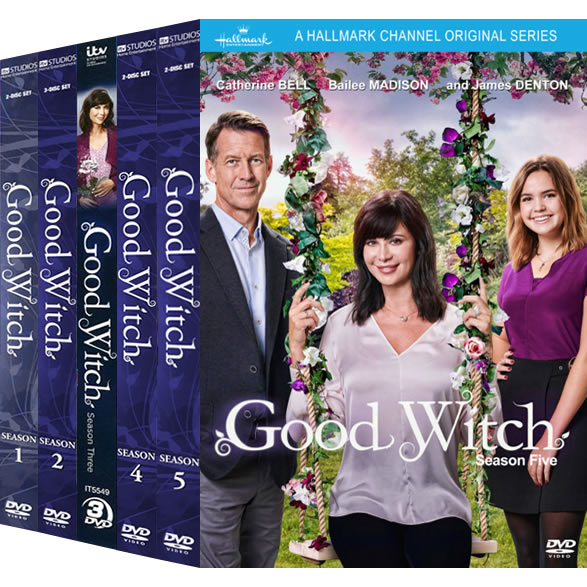 Good Witch: Complete Series 1-5 DVD For Sale