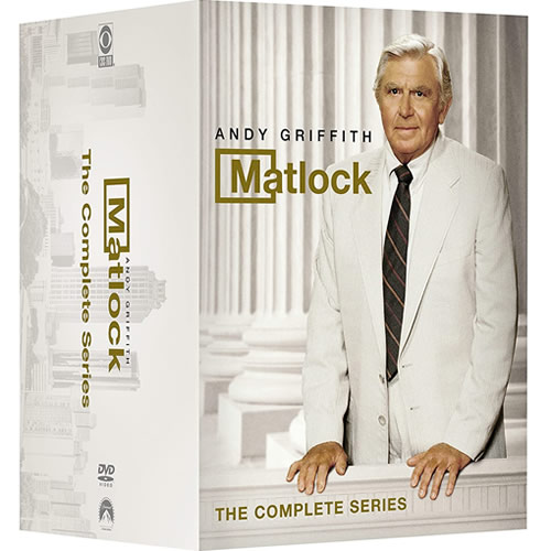 Matlock - Complete Series DVD For Sale