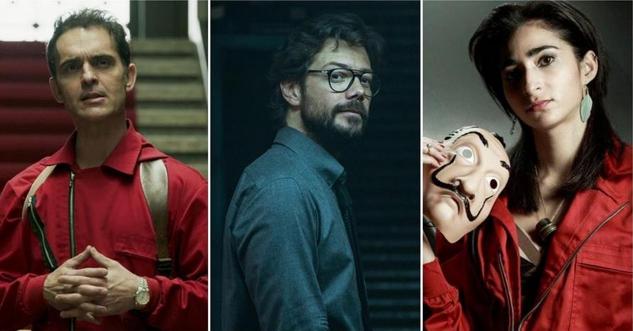 Money Heist/La Casa de Papel: Main Characters Sorted Into Their Hogwarts Houses