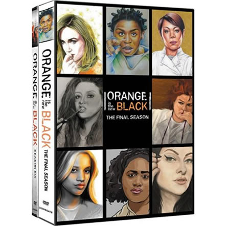 Orange Is The New Black: Complete Series 6-7 DVD For Sale