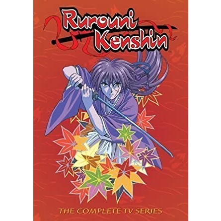 Rurouni Kenshin - Complete Series DVD For Sale
