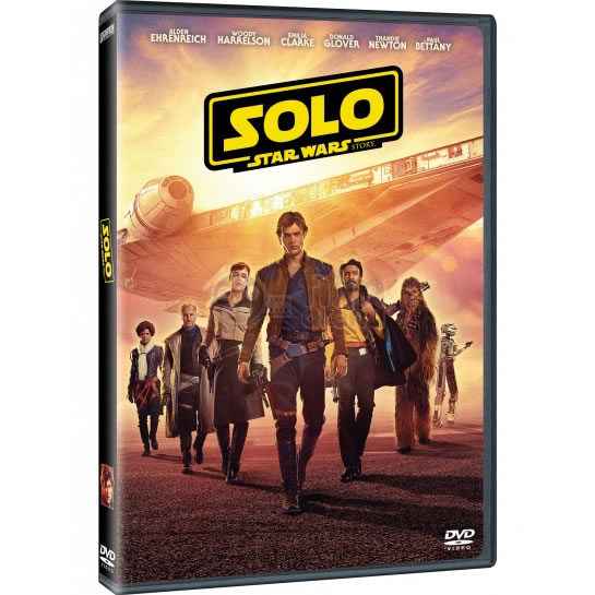 Solo: A Star Wars Story on DVD For Sale