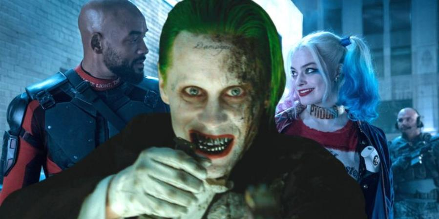Suicide Squad: How Joker and Harley's Relationship Was Changed By Reshoots