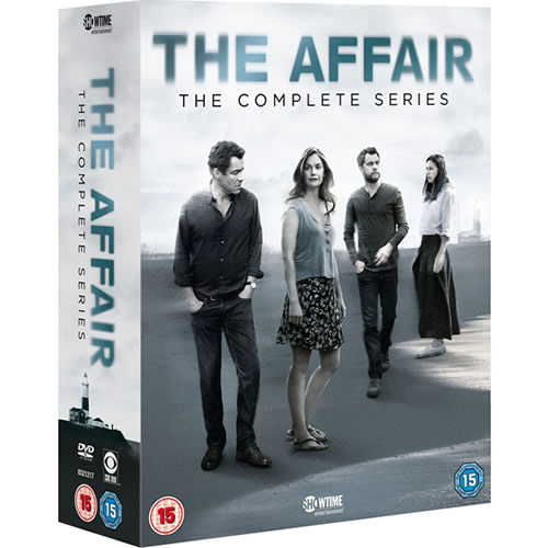 The Affair: Complete Series 1-5 DVD For Sale