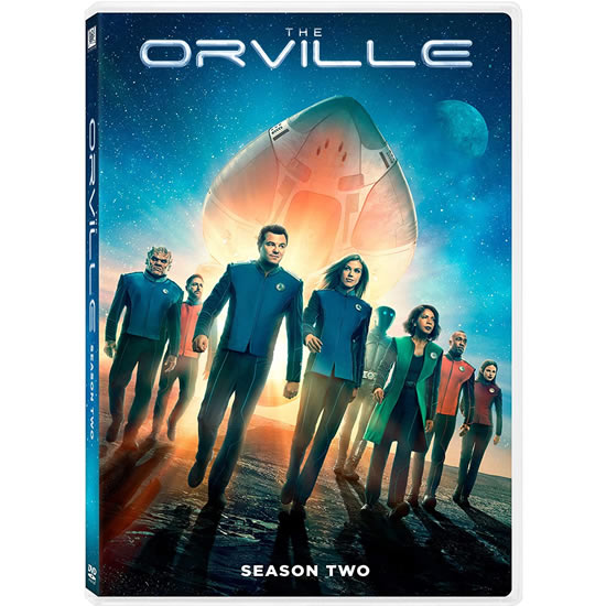 The Orville Season 2 DVD For Sale in UK