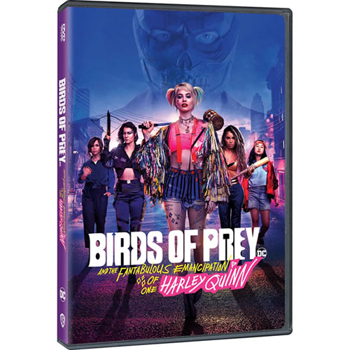 Birds of Prey: Special Edition on DVD For Sale