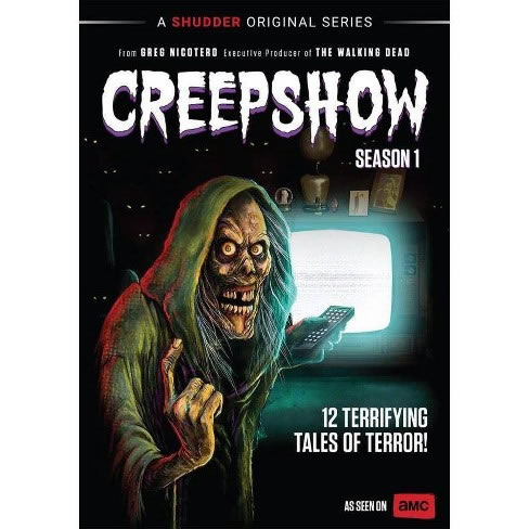 Creepshow Season 1 DVD For Sale in UK