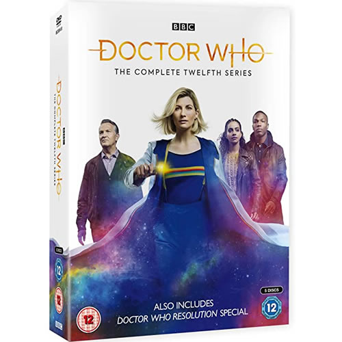 Doctor Who Season 12 DVD For Sale in UK