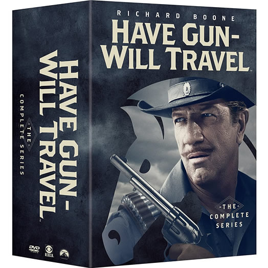 Have Gun Will Travel - Complete Series DVD For Sale