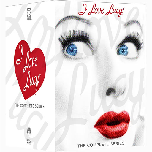 I Love Lucy - Complete Series DVD For Sale