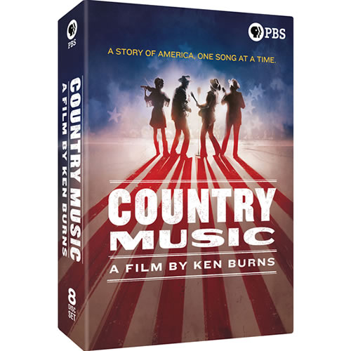 Ken Burns: Country Music on DVD For Sale