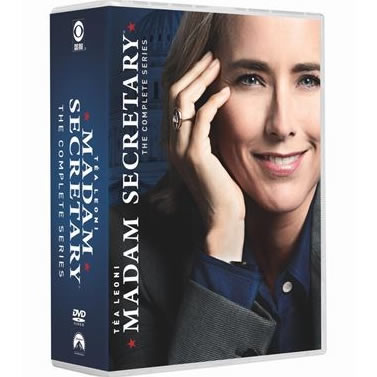 Madam Secretary - Complete Series DVD For Sale